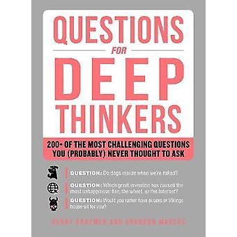 أسئلة للمفكرين العميق-200 + لمعظم الأسئلة الصعبة Y