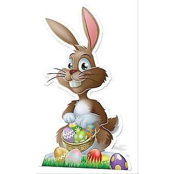 Easter Bunny Lifesize Cardboard Cutout / Standee