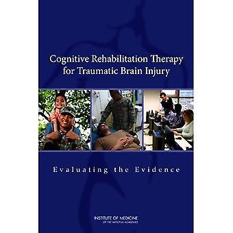 Kognitiv rehabilitering terapi for traumatisk hjerneskade