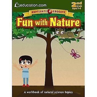 Leuk met de natuur: een werkmap natuurwetenschappen onderwerpen (Captivate & educatie)