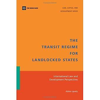 De doorreisregeling voor de niet aan zee grenzende Staten: internationaal recht en groeiperspectieven (wet, justitie & ontwikkeling): internationaal recht en groeiperspectieven (wet, justitie & ontwikkeling)