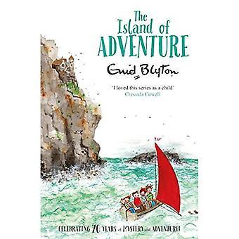 Het eiland van avontuur (de Adventure Series)