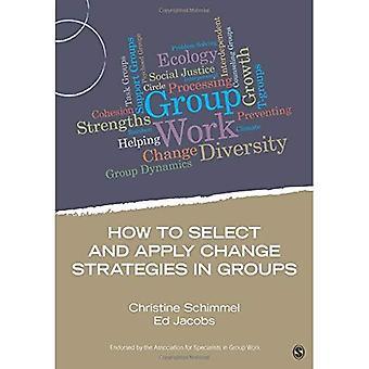 Gewusst wie: auswählen und anwenden von Strategien in Gruppen (Gruppe Arbeit Praxis Kit)