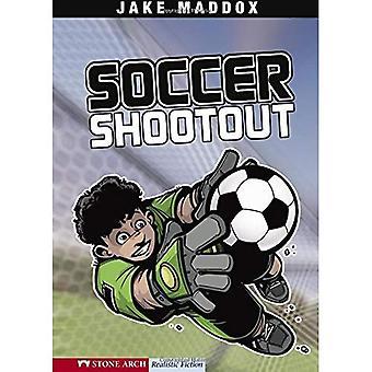 Fodbold Shootout (indvirkning bøger, en Jake Maddox Sports historie)