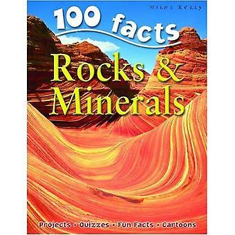 100 faits sur les roches et minéraux