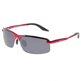 الألومنيوم الوشق تولد الاستقطاب النظارات الشمسية-أحمر/أسود
