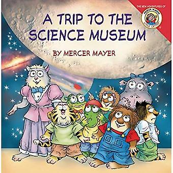 Lille Critter: Min tur til Science Museum (lille Critter)