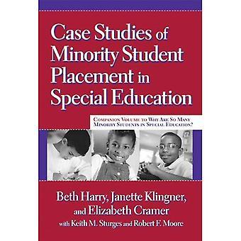 Fallstudien der Minderheit Student Placement in der Sonderpädagogik