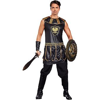 Deadly Warrior Adult Costume