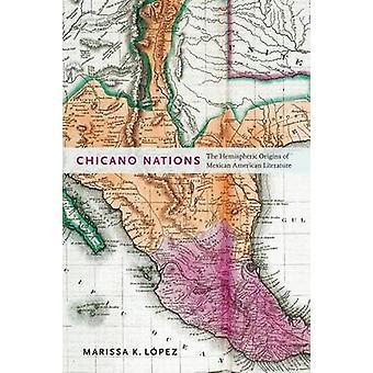 チカーノ国ロペス ・ マリッサ k. によってメキシコのアメリカ文学の半球の起源