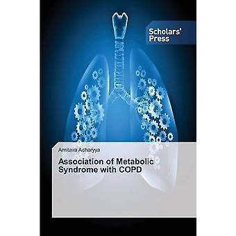 Verband des metabolischen Syndroms mit Copd durch Acharyya Amitava