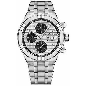 Maurice Lacroix Aikon Automatic Chronograph Bracelet en acier inoxydable AI6038-SS002-132-1 Montre