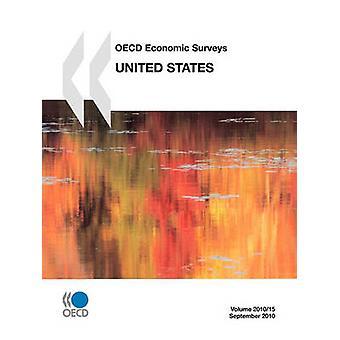 OCDE inquéritos económicos dos Estados Unidos 2010 pela publicação da OCDE