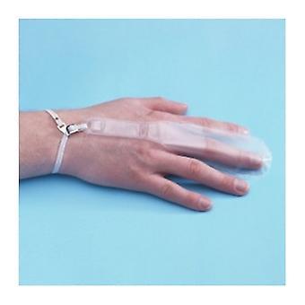 Finger Stall Plastic Bray No211/S 12 Sml