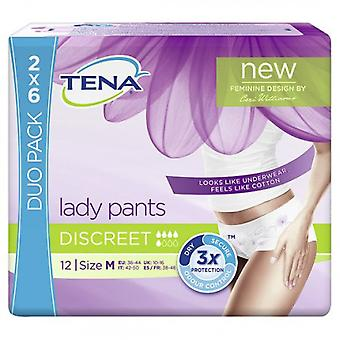Tena Lady Pants Discreet Duo Medium 12