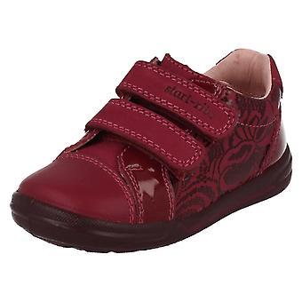 Startrite plat double Velcro Strap chaussure Flexy doux Milan