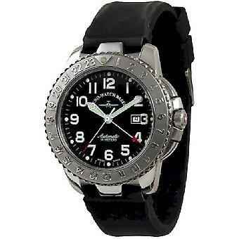 ヘラクレス 1 (デュアル タイム) 4563-a1 のゼノ ・ ウォッチ メンズ腕時計