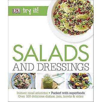 Salads and Dressings by DK - 9780241295694 Book