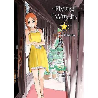 Flying Witch 5 by Chihiro Ichizuka - 9781945054679 Book