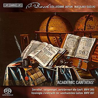 J.S. Bach - Secular Cantatas 4 [SACD] USA import