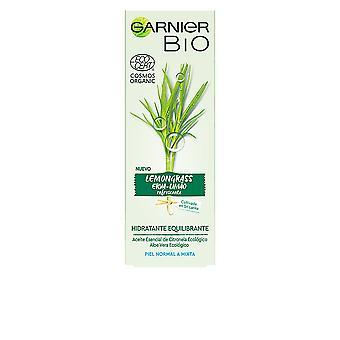 Garnier Bio Ecocert Lemongrass Crema Hidratante 50 Ml Unisex