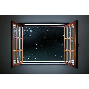 Wallpaper Mural Clear Star Heaven