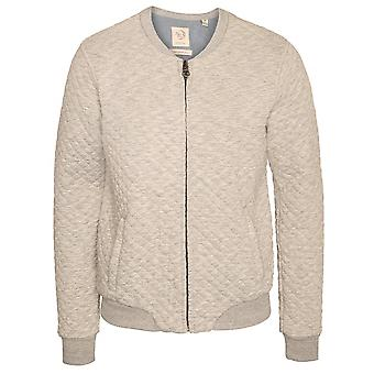 Scotch & Soda Home Alone Quilted Sweat Bomber Jacket