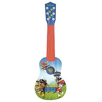 Lexibook Paw Patrol Chase My First Guitar - Blue/Red (Model No. K200PA)