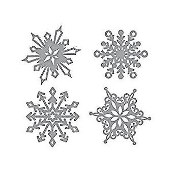 Spellbinders Die D-Lites Snowflakes (S3-302)