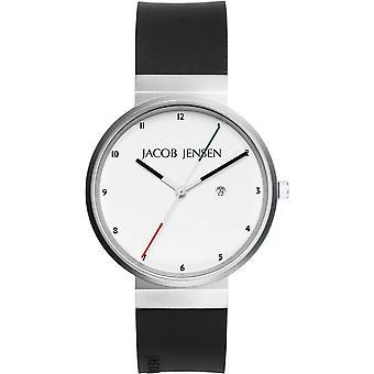 Reloj Jacob Jensen 733 nuevo masculino