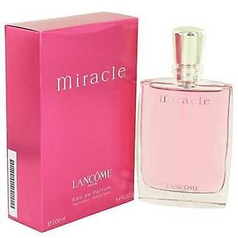 Miracle By Lancome Eau De Parfum Spray 3.4 Oz (women) V728-418618