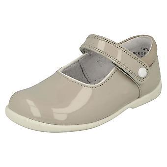 Девочек Стартрайт крюк и петля крепления ботинки слайд