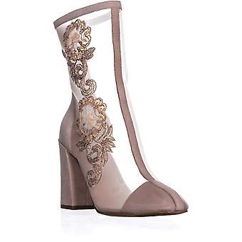 Avec Les Filles Womens reagan Closed Toe Mid-Calf Fashion Boots