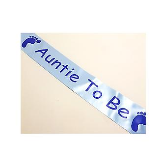 Ma tante à être Sash - bleu