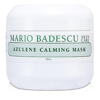 Mario Badescu Azulene Calming Mask - For All Skin Types - 59ml/2oz