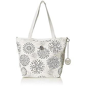 Sacs Chicca Cbc7713tar White Women's Shoulder bag 15x31x41 cm (W x H x L)