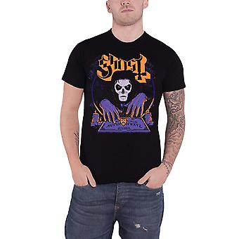 Ghost T Shirt Witchboard Band Logo Prequelle new Official Mens Black