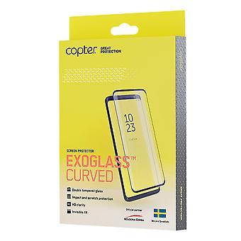 Copter Exoglass Huawei  P Smart Z Curved Heltäckande Svart