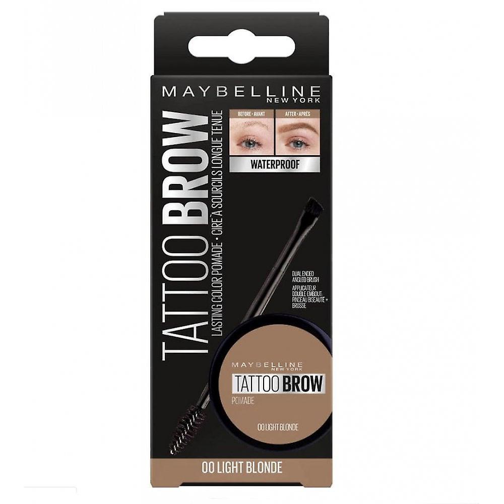 Maybelline Tattoo Brow Pomade - 00 Light Blond