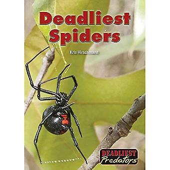 Deadliest Spiders (Deadliest Predators)