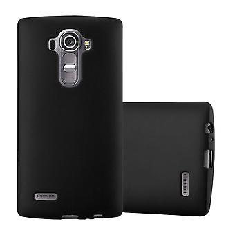 Cadorabo fallet för LG G4 fall Cover-mobiltelefon fall tillverkad av flexibla TPU Silikon-silikonfodral skyddande fodral Ultra Slim soft tillbaka täcker fallet stötfångare