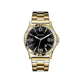 Bulova Clock Man Ref. 44B120