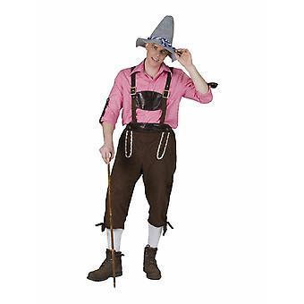 Oktoberfest Bayern PantalonS Costume Costume Tyrolais Costume Costume Costume Costume Homme