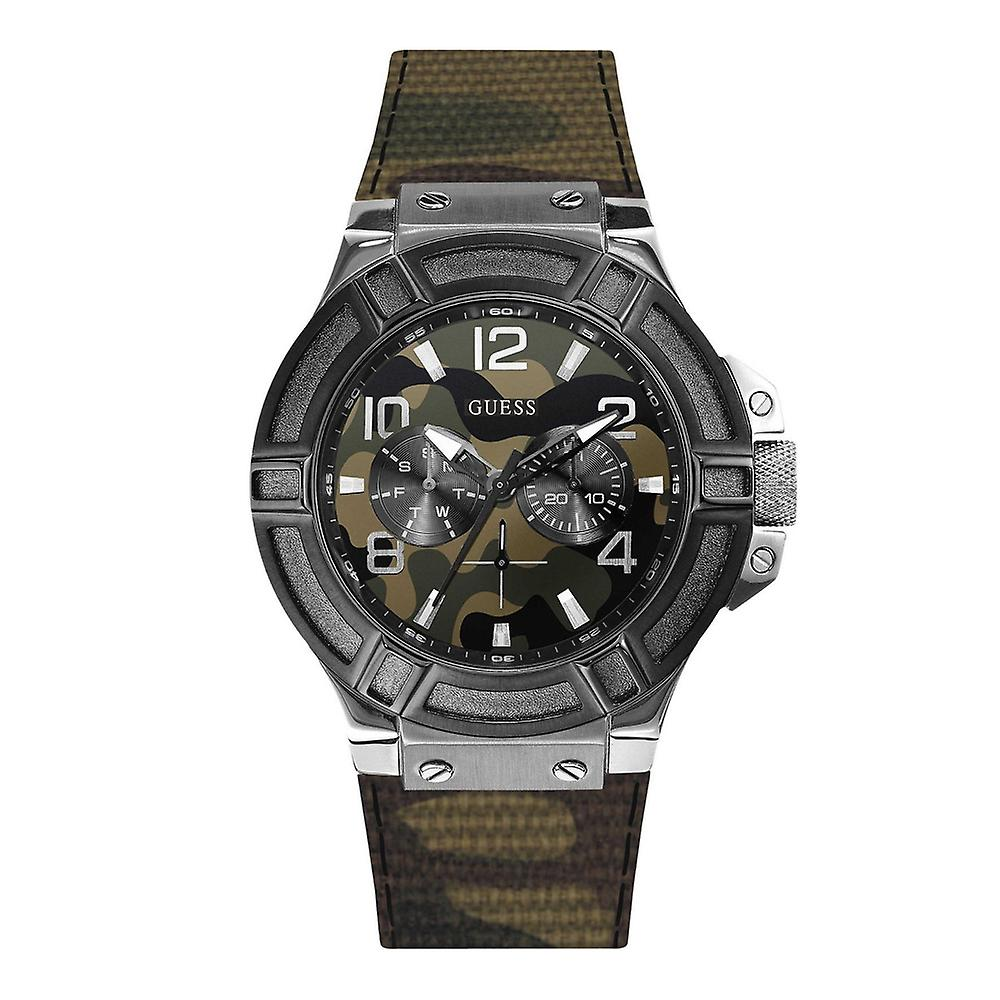 Guess Rigor W0407G1 Men's Watch