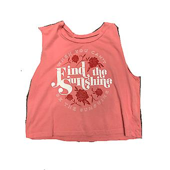 Amuse society find the sunshine tank top