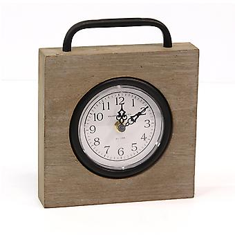 Handcrafted Table Top Clock