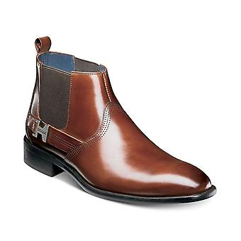 Stacy Adams Mens Joffrey Leather Closed Toe Penny Loafer