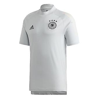2020-2021 Allemagne Adidas Training Tee (Gris)