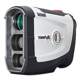 Bushnell Golf Tour V4 Jolt Laser Rangefinder - Blanco