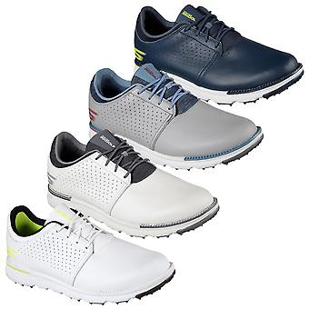 Skechers Golf Uomo Go Elite V.3 Mesh Impermeabile Scarpe da Golf